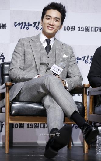 [★포토]송승헌, '흐르는 여유'