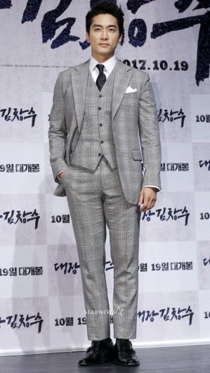 [★포토]송승헌, '젠틀함이 뚝뚝'