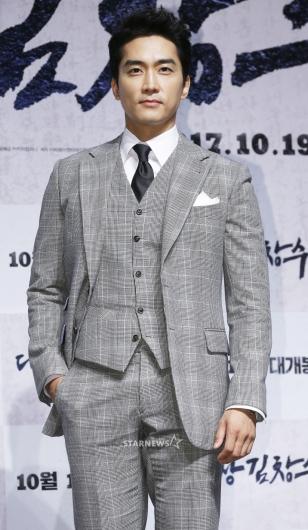 [★포토]송승헌, '유역비가 반한 잘생김'