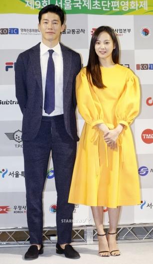 [★포토]김무열-윤승아, '바람직한 투샷'