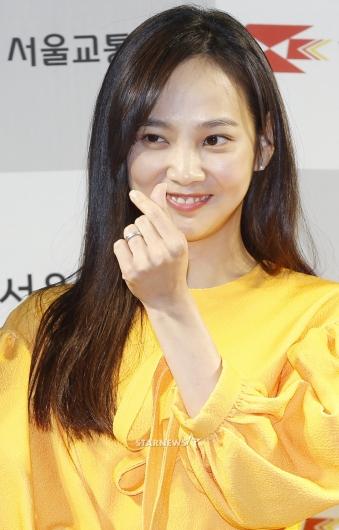[★포토]윤승아, '이러니 김무열이 반하지!'