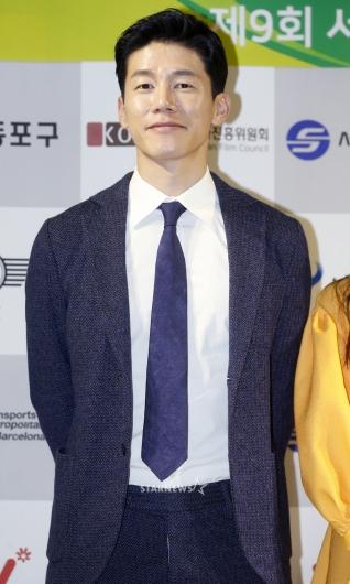 [★포토]김무열, '여유있는 미소'