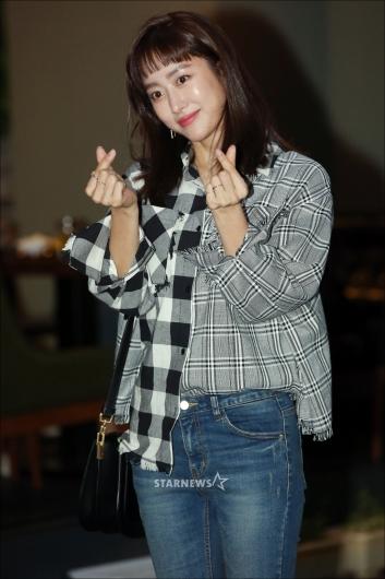 [★포토]전혜빈 '여러분 사랑해요'