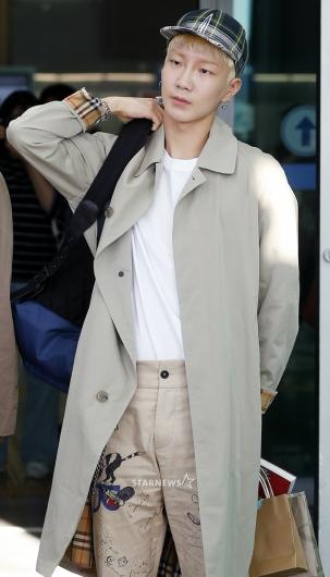 [★포토]이승훈, '런던으로 가요'