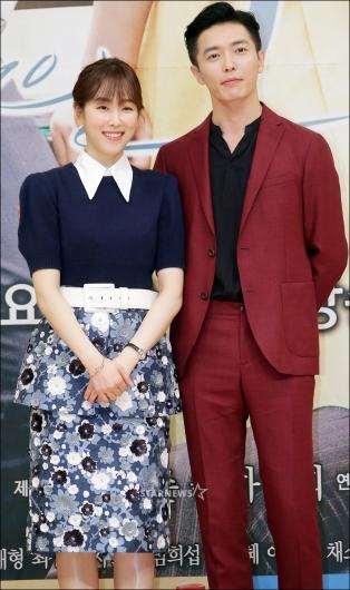 [★포토]서현진-김재욱, '잘 어울리나요?'
