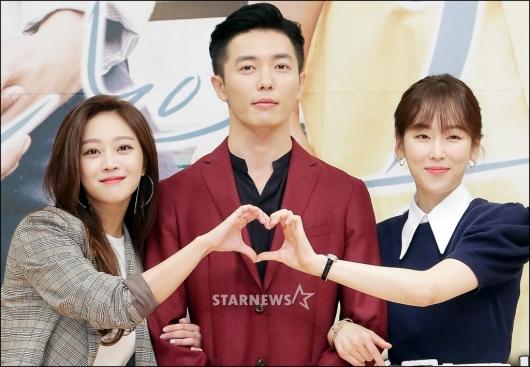 [★포토]김재욱, '행복한 남자'