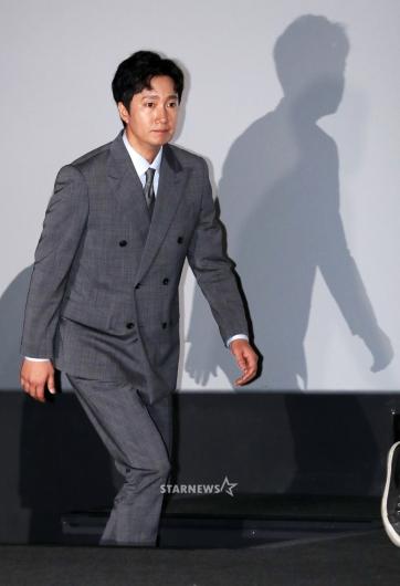 [★포토]박해일, '긴장되는 발걸음'