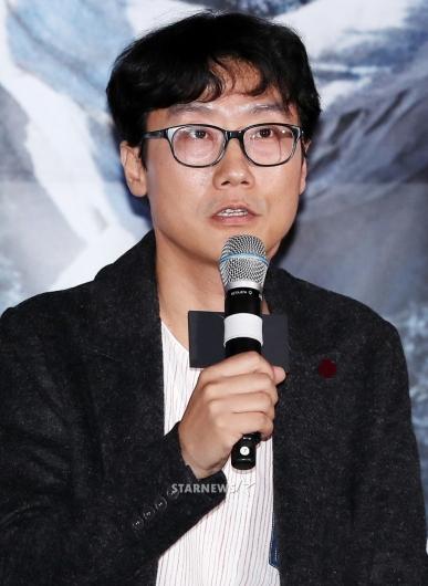 [★포토]영화 '남한산성'의 황동혁 감독