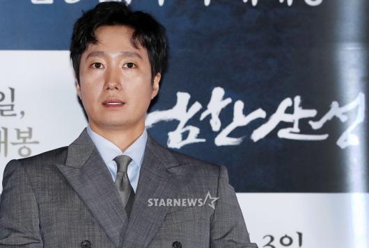 [★포토]박해일, '남한산성'의 인조