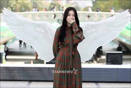 [★포토]한효주 '날개 잃은 천사'