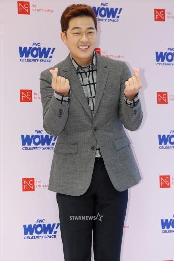 [★포토]박광현 '하트 받으세요'