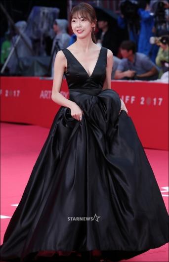 [★포토]고원희, '고혹적인 블랙 드레스'