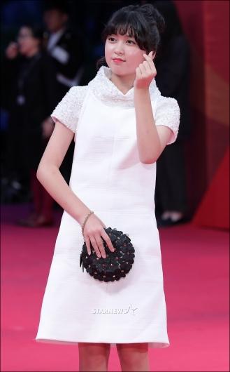 [★포토]안소현, '옥자' 소녀 왔어요!