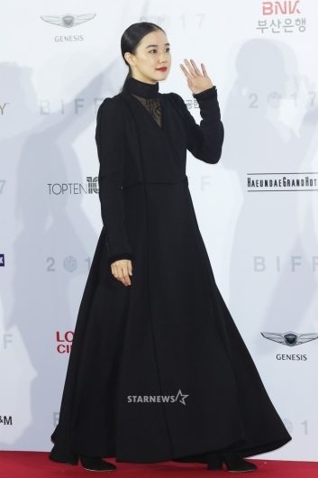 [★포토]BIFF 찾은 아오이 유우