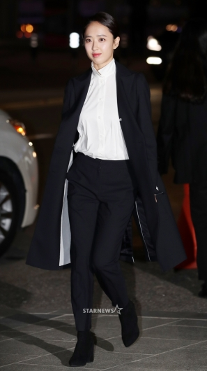 [★포토]김민정, '가을밤의 런웨이'