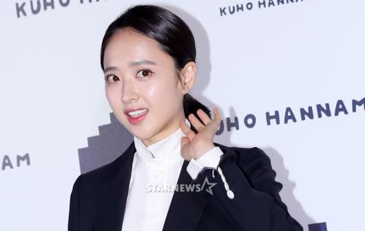 [★포토]김민정, '새침하게'