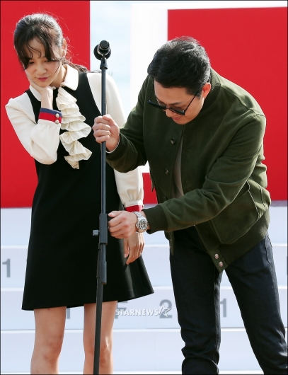 [★포토]박성웅, '오빠가 도와줄게'