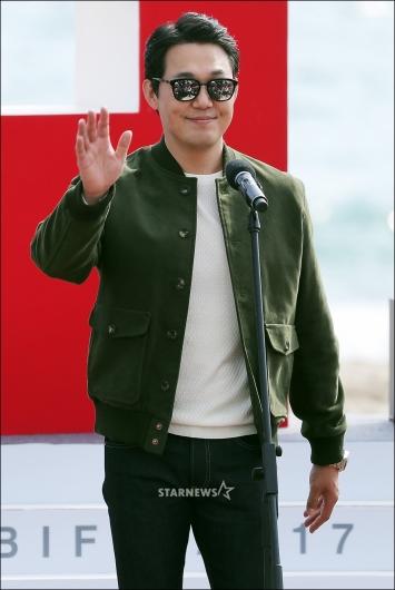 [★포토]박성웅, '알고보면 부드러운 남자'
