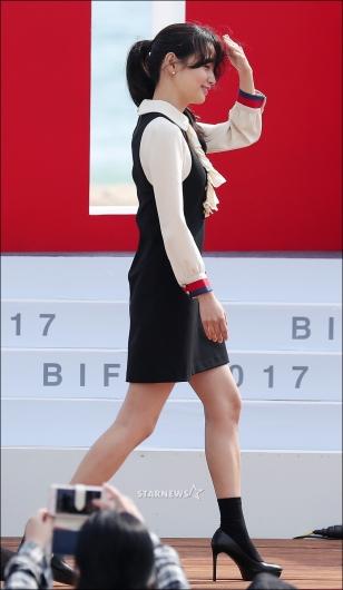 [★포토]윤승아, '부산 햇살이 따가워요'
