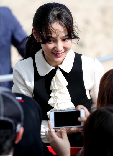 [★포토]윤승아, '엄청난 실물 미모'