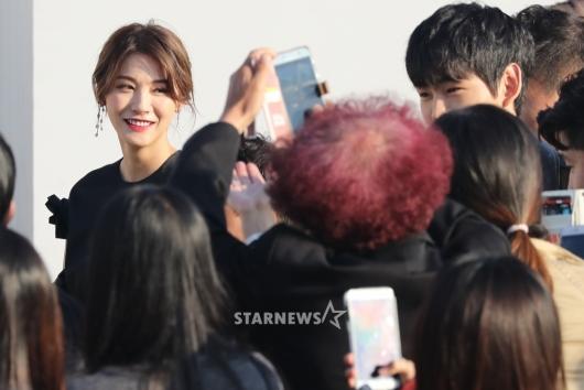 [★포토]유인영, 시선 사로잡는 미모