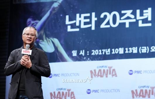 [★포토]송승환 감독, '난타가 20주년입니다'