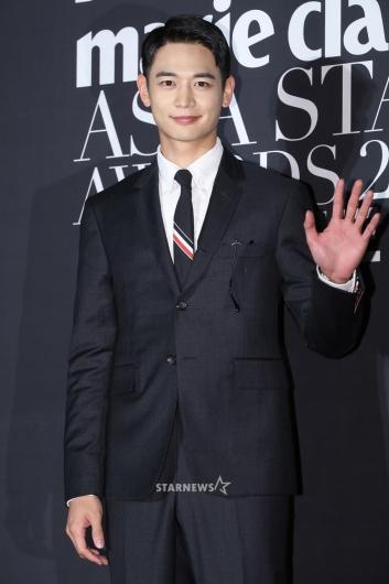 [★포토]민호, 배우의 손짓