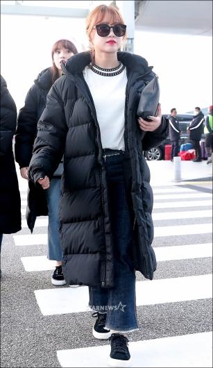 [★포토]최유정, '할리우드 스타 뺨치는 포스'