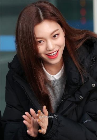 [★포토]김도연, '실물 미모에 깜짝'