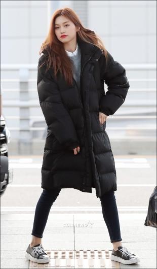 [★포토]김도연, '감탄 나오는 비율'