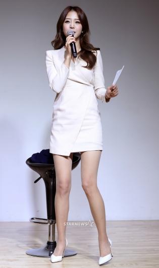 [★포토]배지현 아나, '질투를 부르는 슬림 몸매'