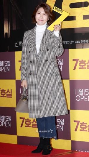 [★포토]김지영, '가을에 딱 맞는 패션'
