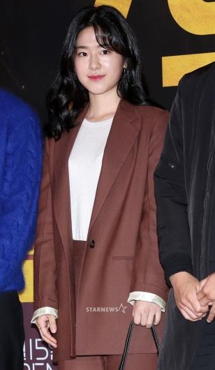[★포토]박혜수, '흑발의 청순미'