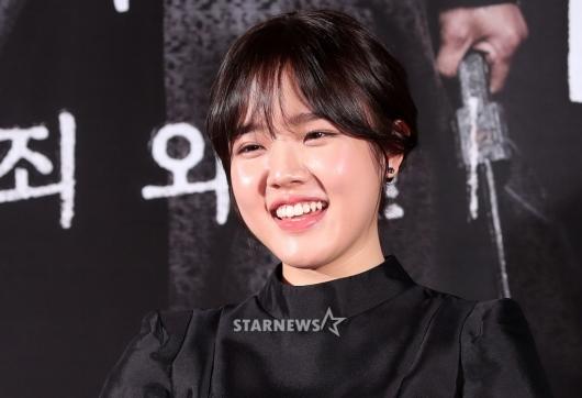 [★포토]김향기, '티없이 맑은 미소'