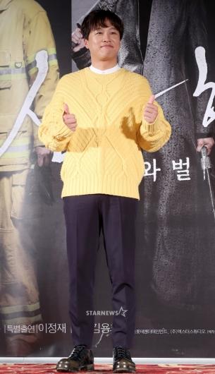 [★포토]차태현, '정의로운 망자 자홍'