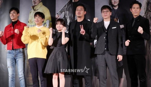 [★포토]'신과 함께' 믿을 수 없는 배우 조합