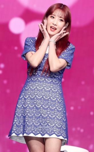 [★포토]유지애, '나 귀여워?'