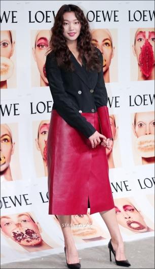 [★포토]이호정, '모델의 여유'