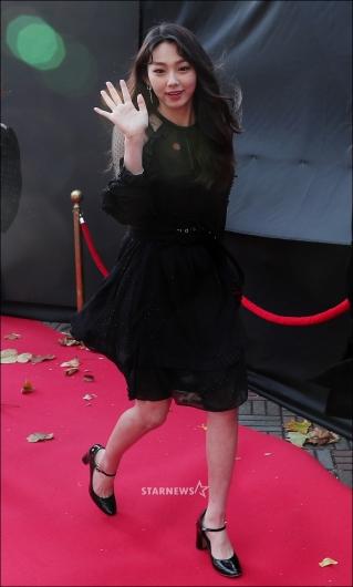 [★포토]미나, '더 예뻐진 미모'