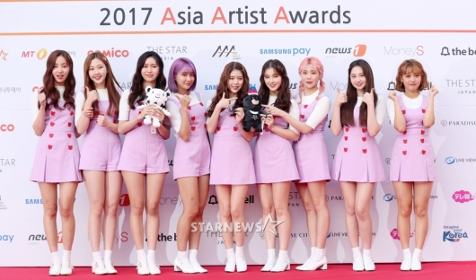 [★포토]모모랜드, '러블리한 핑크 소녀들'