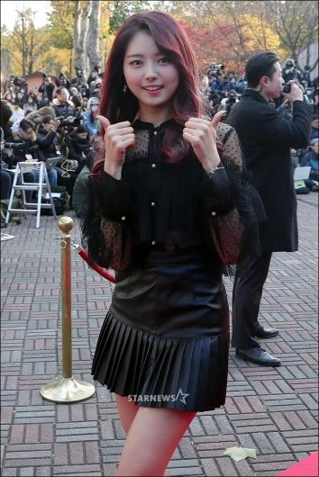 [★포토]나영, 'AAA 시상식 최고'