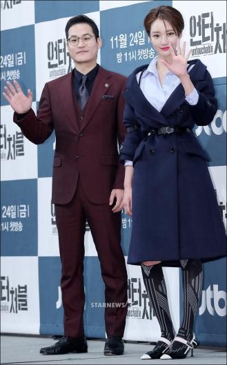 [★포토]김성균-고준희, '우린 부부사이'