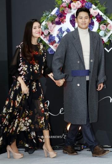 [★포토]추자현-우효광, '사랑꾼 부부 왔어요'