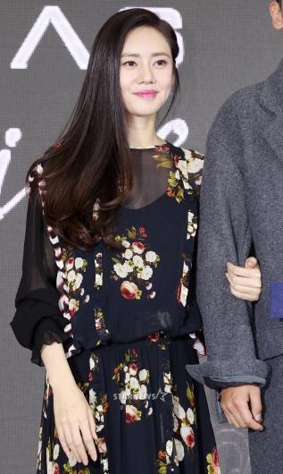 [★포토]추자현, '임신 후 첫 공식석상'
