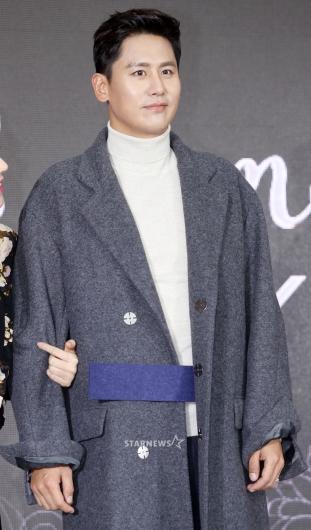 [★포토]우효광, '추자현이 반할만 해'