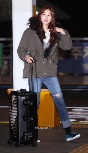 [★포토]장신영, '사랑하니 더 예뻐진 미모'