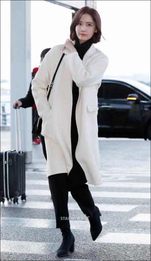[★포토]윤아, '겨울 여신'