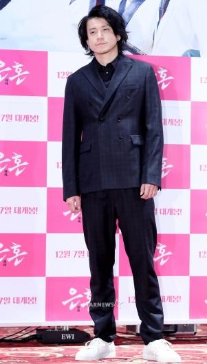 [★포토]日 배우 오구리슌 내한
