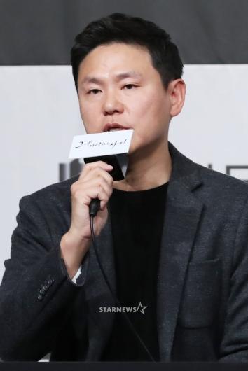 [★포토]'그냥 사랑하는 사이'의 김진원 PD