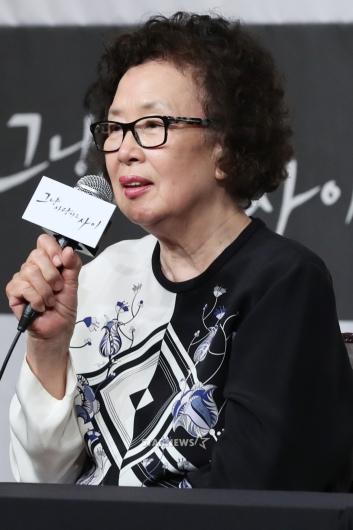 [★포토]나문희, '약장수 할머니에요'